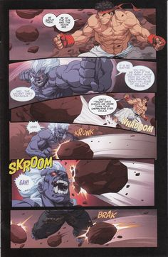 Street Fighter Unlimited Issue #12 - Read Street Fighter Unlimited Issue #12 comic online in high quality
