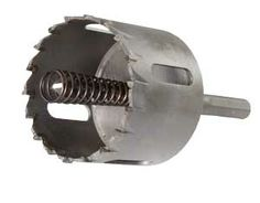 Relton Ishs Carbide Stucco Walls Clay Pipes Hole Saw