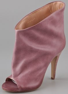 Maison Martin Margiela Ankle Boots in Lilac