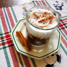 December #Coffee - Cappuccino