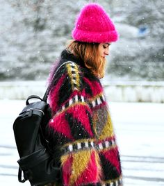 The Best Cold Weather Blogger Looks via @WhoWhatWearUK