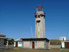 Farol do Carapacho - ilha Graciosa
