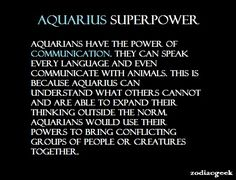 Aquarius: Superpower