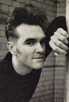Fuck yeah, Morrissey's hair! #Moz