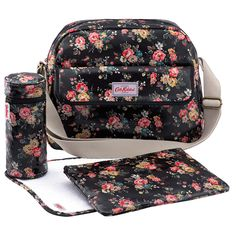 Clearly the perfect camera bag for my travels ~ Kingswood Rose Zip Changing Bag | Changing Bags | CathKidston