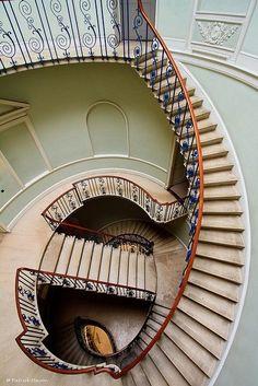 Starcase Somerset House, Lond