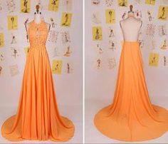 Open Back Halter Backless Prom Dress Lace Backless Evening Dress