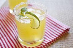 PINEAPPLE MARGARITAS Pineapple Margarita, Pineapple Juice, Margarita Recipes, Tequila, Alcohol, Dinner, Desserts, Food, Margaritas
