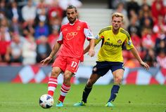 ~ Pablo Osvaldo on Southampton FC ~
