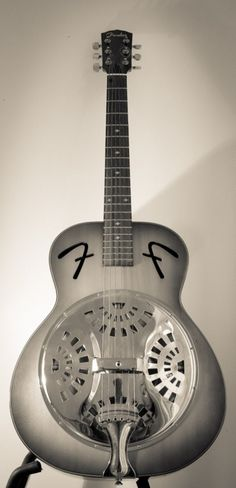 Fender Resonator Josh is gonna get one (or 10) of these and a dobro