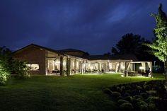 """Collaborazione con l'Arch. Paola Urbano - Urbano Lighting per il progetto di Interior e Light design del ristorante """"Il Gallione"""" - Bodio Lomnago"""