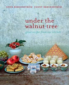 The Hardcover of the Under the Walnut Tree: 400 Recipes Inspired by Seasonal Ingredients by Anna Bergenstrom, Fanny Bergenstrom Curry Recipes, Sauce Recipes, Great Recipes, Chicken Recipes, Beef Curry, Cookery Books, Lemon Sauce, My Cookbook, Dressing Recipe