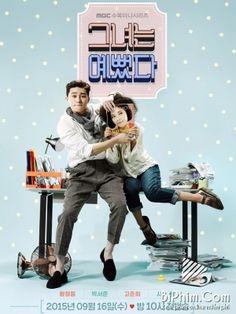 Phim Cô Nàng Xinh Đẹp | HTV3