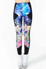 Cosmic Bloom Leggings | Nasty Girl