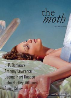The Moth:  Literary Magazine