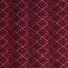 Pink/Red/Black+Geometric+Novelty+Knit
