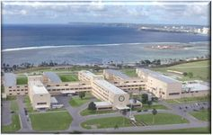 Naval Hospital Guam in Agana Heights ~ This is where I was born...