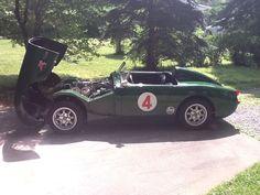 1959 Austin Healey Sprite Bugeye