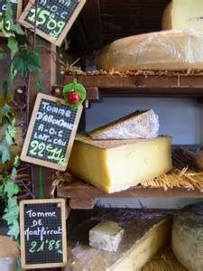 un peu de fromage