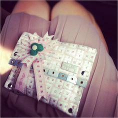 Centimeter bag!!