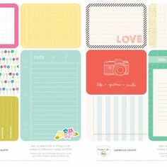 Just added my InLinkz link here: http://www.happinessishomemade.net/100-free-printable-project-life-journaling-card-insert-sets/