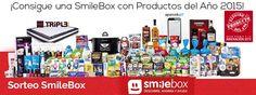 Consigue la Smilebox especial con El Producto del Año 2015 GRATIS