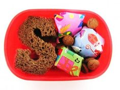 Sinterklaas lunch