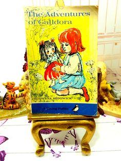 The Adventures of Galldora a Rag Doll Sweet by KittysTales on Etsy