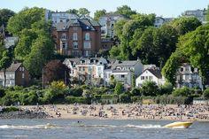 ✝☮✿★ HAMBURG ✝☯★☮ Elbstrand, Hamburg