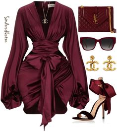 Boujee Outfits, Classy Outfits, Pretty Outfits, Stylish Outfits, Fashion Outfits, Black Women Fashion, Cute Fashion, Look Fashion, Girl Fashion