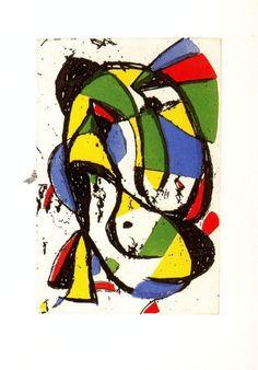 by Joan Miro