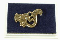 #buyitnow > Kalevala Koru (FI), vintage bronze Tampere Bird brooch pin. #kalevalakoru | finlandjewelry.com