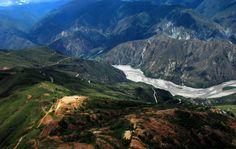 Cañón del Chicamocha by Küllike Hermet on Canon, Visit Colombia, Belleza Natural, South America, Mount Everest, Bird, Explore, Mountains, Citizen
