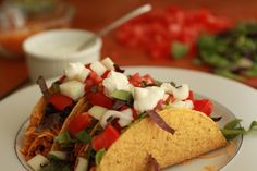 Turkey Tacos Andy's favorite dinner of all time is turkey tacos, made using hard corn … Turkey Tacos, Fast Dinners, Kid Friendly Dinner, Poultry, Sandwiches, Favorite Recipes, Dishes, Eat, Ethnic Recipes
