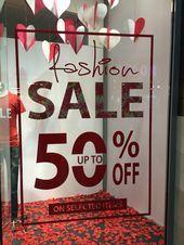 Sale sticker by loic lim vm window display sale banner, sale. Sale Signage, Retail Signage, Window Display Design, Shop Window Displays, Banner Design, Easter Vintage, Leaflet Design, For Sale Sign, Sale Banner
