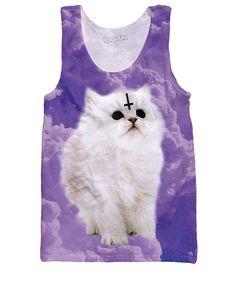 Satan Cat Tank Top http://www.jakkoutthebxx.com/products/satan-cat-tank-top-1?utm_campaign=social_autopilot&utm_source=pin&utm_medium=pin #fashionmodel  #model #fashiontrends #whatstrending  #ontrend #styleblog  #fashionmagazine #shopping