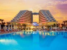 5*- hotel Miracle Resort - Lara