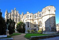 Poitiers. Palais des ducs d'Aquitaine