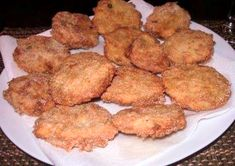 World's top Recipe for Fried Green Tomatoes | Recipes From home Amish Apple Fritter Recipe, Top Recipes, Cooking Recipes, Quick Recipes, Family Recipes, Fried Salmon Patties, Green Tomato Recipes, Susan Recipe