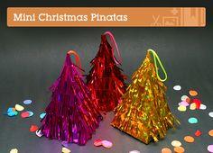 Make the Cutest Mini Christmas Piñatas - Envato Tuts+ Crafts & DIY Tutorial