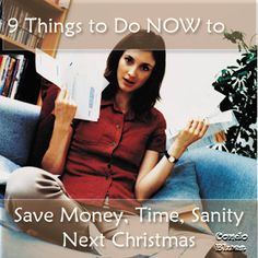 Condo Blues: 9 Things You Need to Do Now to Save Money and Sanity Next Christmas