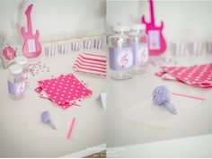 Party Pops -  Violetta Theme Party http://partypopsblog.wordpress.com/2014/05/21/party-pops-festa-a-tema-violetta/