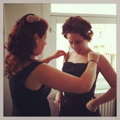 Vintage Makeover in Amsterdam by MAKEUPBOOST.NL