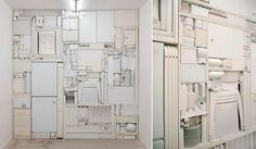 #white #room #kitchen  @darkroastedblend