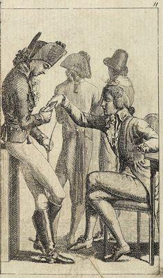 1793, Ernst Ludwig Riepenhausen Göttinger Taschenkalender