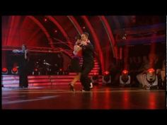 Vincent Simone and Flavia Cacace - This is what I call fierce, hot and steamy tango!