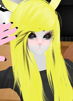 Captured Inside IMVU - Join the Fun!d