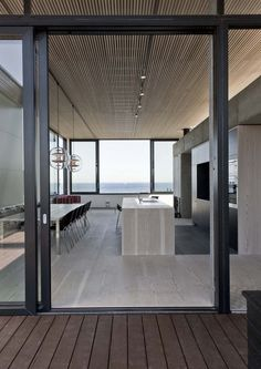 Arkitema Architects - Casa Spodsbjerg, Spodsbjerg, Denmark (2010) #home #house
