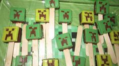 Minecraft Birthday Party Birthday Party Ideas | Photo 4 of 29 | Catch My Party