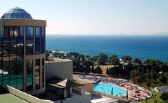 Kos Island Kipriotis Panorama Hotel & Suites in Greece, Europe Hotels And Resorts, Best Hotels, Luxury Hotels, Kos, Beautiful Islands, Beautiful Places, Best Holiday Deals, Inclusive Holidays, Fine Hotels